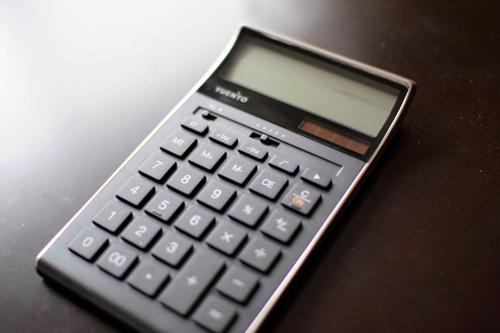 YUENTOの電卓
