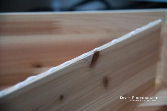 木工用ボンドもぬる
