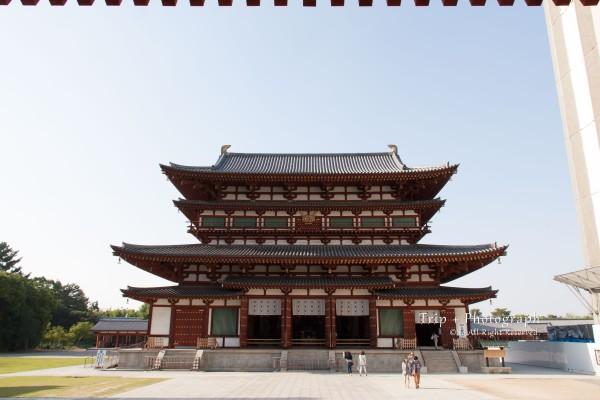 京都&奈良旅行 薬師寺